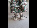 Обувь для игрушек, кукол / Мастер класс № 1 Сапожки для кошки Shoes for Dolls