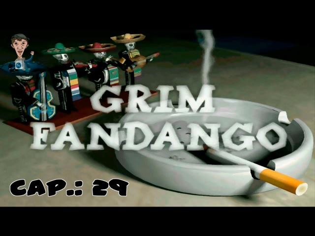 Grim Fandango Remasterizado - Cap.: 29 - La grua va sola