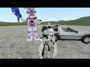 Garrys Mod Обзор модов - 42 Мишка Фредди, Назад в будущие