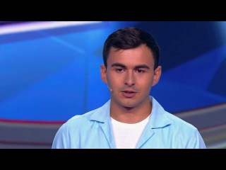 Comedy Баттл: Хетаг Хугаев - О долгожителях, Москве и стихах