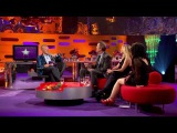 Hugh Laurie on The Graham Norton Show HD