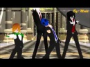 Крипипаста танец