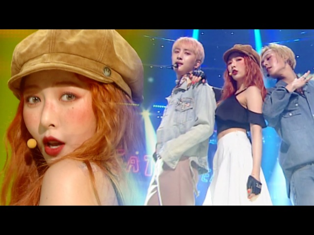 《EXCITING》 Triple H (트리플 H) - 365 FRESH @인기가요 Inkigayo 20170514