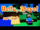 Lego MINECRAFT - Hello, Steve! Survival - 1