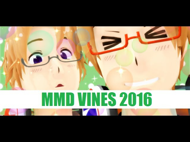 MMD APH - Hetalia Vine Compilation 2016!! (January - June)