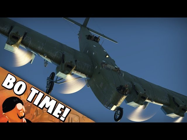 War Thunder - TB-3 Whale Wars!