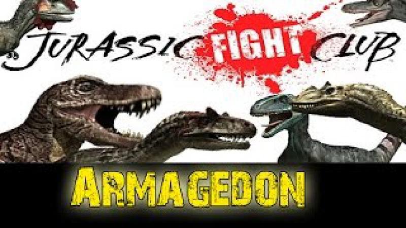 Luta Jurássica Armagedon