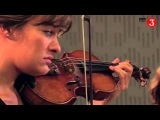 BBC In Tune Sessions Nicola Benedetti plays Beethoven Kreutzer Sonata