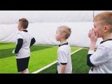 Football training. FC ZION