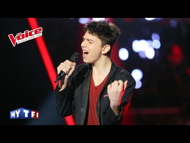 2016 David Bowie – Heroes | Antoine | The Voice France 2016 | Épreuve ultime