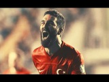 Spain Fans Support Arda Turan | Turkey fans boo Arda Turan during Spain clash