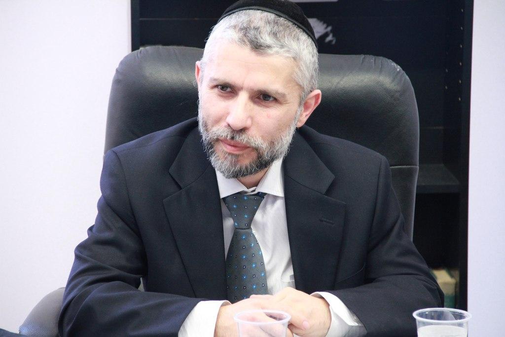 Раввин ЗАмир Коэн