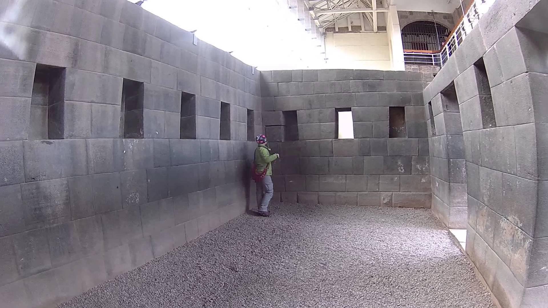 Кориканча - храм Солнца в Перу