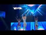 Soy Luna En Concierto-Chicas Asi HD