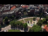 Polska z lotu ptaka-Poland from above