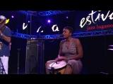 Lizz Wright Raul Midon Estival Jazz 2012