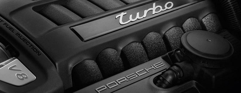 Porsche Cayenne Turbo ремонт двигателя