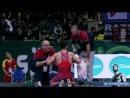 65 кг. Фрэнк Молинаро - Хаджи Алиев
