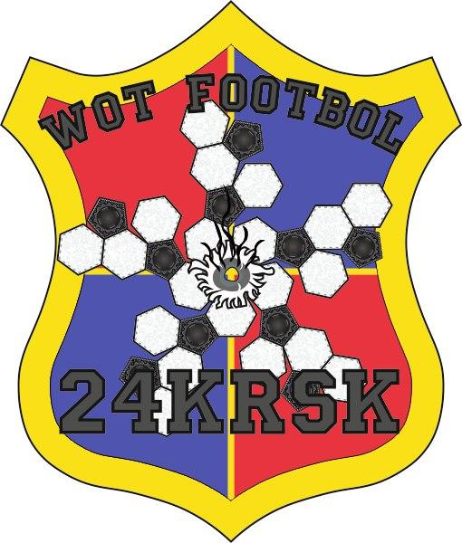 Эмблема команды 24krsk