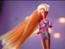 Barbie Totally Hair Commercial 1992. Кукла Барби Абсолютные * Длинные волосы, старая * винтажная реклама