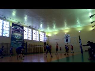 2 партия матча Шахтёр-04 - Салехард-04 29 апреля 2016 года