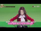 170207 Irene (Red Velvet) @ Rookie MV Behind the Scene