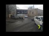ЧП с почтальонами в Одессе машина Укрпочты попала в ДТП