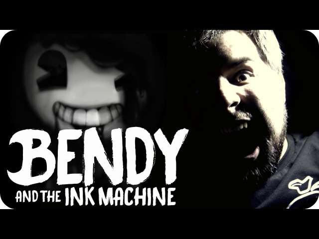 BENDY AND THE INK MACHINE COVER Build Our Machine Music Video Caleb Hyles