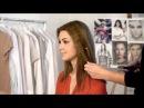 Видеоурок красоты прическа-гофре