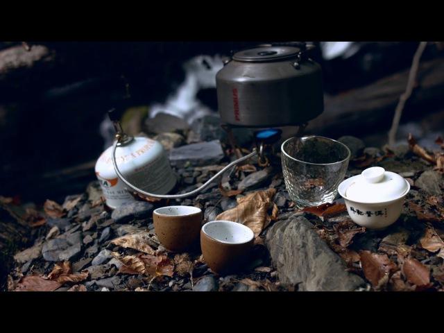 Outdoor tea at Sochi, Krasnaya Polyana - Чай на роднике в Красной Поляне, Сочи