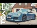 [4K] TechArt Porsche 911 Carrera S (991 MKII) 德國試駕 - TCAR