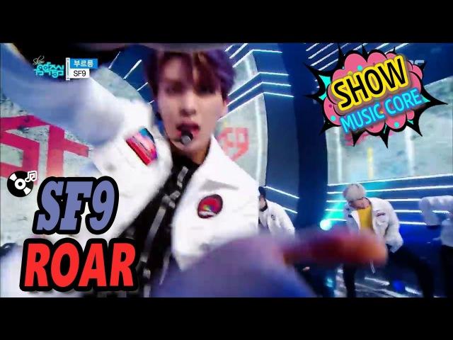 [HOT] SF9 - ROAR, SF9 - 부르릉 Show Music core 20170225