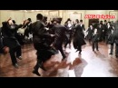 JEWISH REMIX DANCE Orthodox Jews are dancing on house music DANCING JEWS Op House Dansende Joden