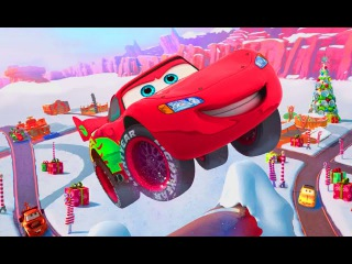 Тачки Маквин Игра как Мультик про Машинки Cars Fast as Lightning McQueen