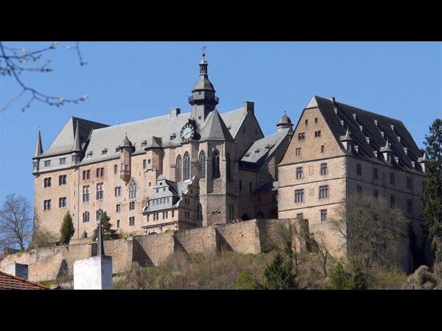Marburg, die Universitätsstadt an der Lahn - Sehenswürdigkeiten