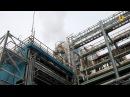 Новости На ОАО Газпром нефтехим Салават завершается строительство новой очистной установки