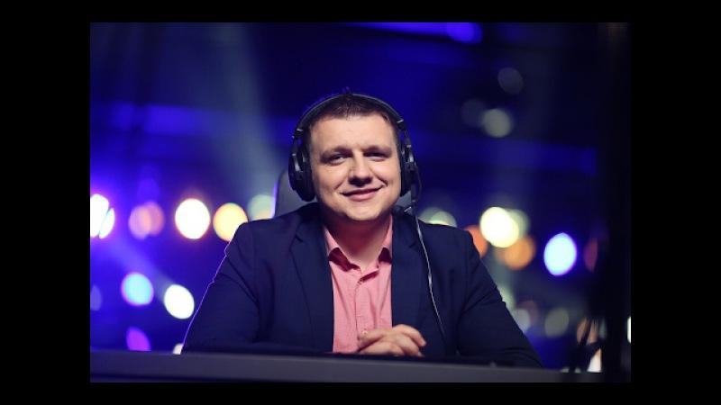Роман Лепёхин, комментатор киберспорта. Веб-конференция на XSPORT.ua 6/02/2017