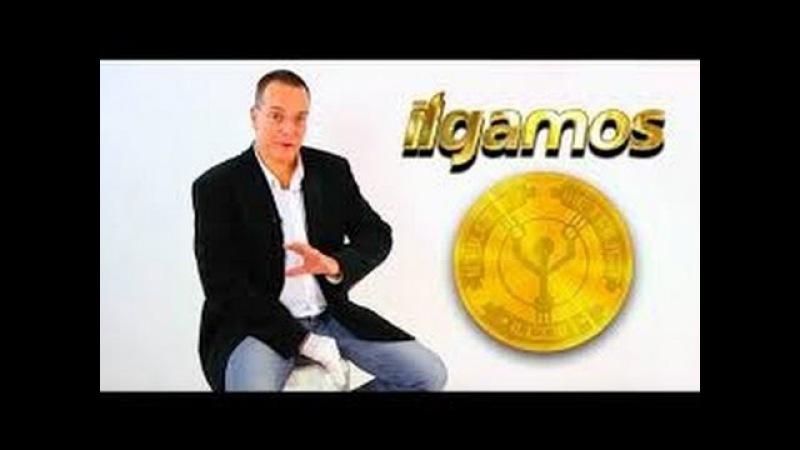 ILGAMOS ILCoin Официальная презентация бизнеса Ильгамос, Криптовалюта Илькоин