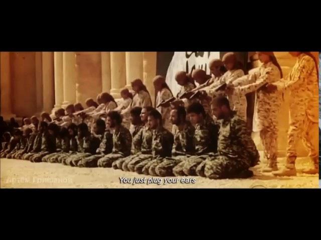 Artjem Grišanov : Zavrite si svoje ústa - Vojna v Sýrii