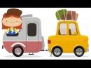 Car doctor McWheelie GPS Cartoons for kids with cars