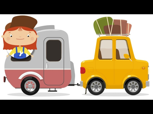 Car doctor McWheelie GPS. Cartoons for kids with cars.
