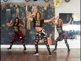 Trumpets - Sak Noel &amp Salvi - ft Sean Paul - Easy Fitness Dance Choreography