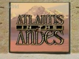 Discovery: Атлантида в Андах / Atlantis in Andes (2001)