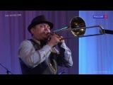 Creole Trombone Kid Ory (Креольский Тромбон) Dixie Brothers Band Игоря Федюнина