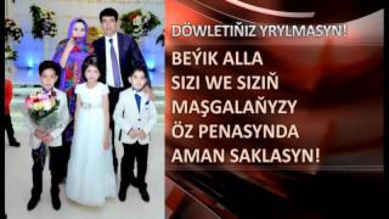 Hoja Hojayew 2016 Aman K Balkan