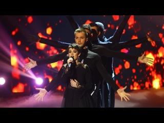 """Feli - """"Cine te crezi?"""". Vezi interpretarea Olgăi Verbițchi din a doua gală live X Factor!"""