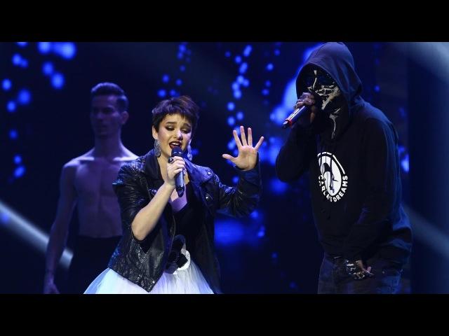 """""""Te rog"""". Vezi interpretarea Olgăi Verbițchi Carla's Dreams din marea finală X Factor!"""