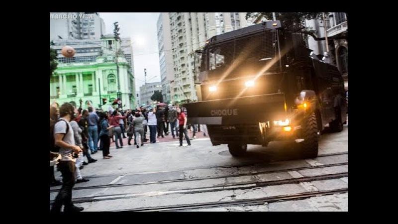 Greve Geral e Repressão Policial - 28.04.2017