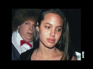 Анджелина Джоли резала себя будучи подростком...