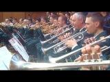 Военные Марши и вальсы Валерий Халилов и Центральный военный оркестр Миноборон ...